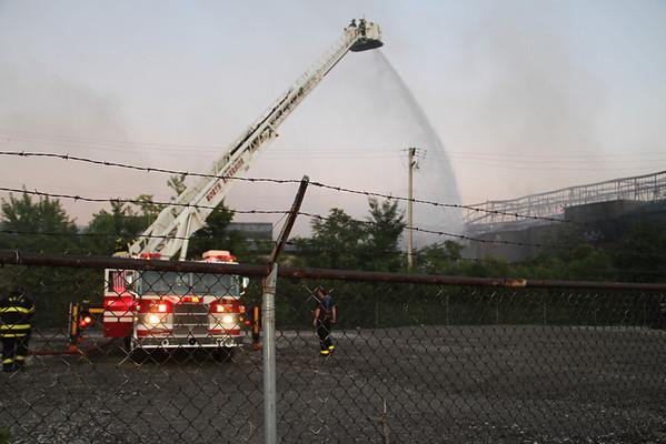 CICERO, IL 2ND ALARM FIRE ROOSEVELT & 54TH  (08-17-2011)