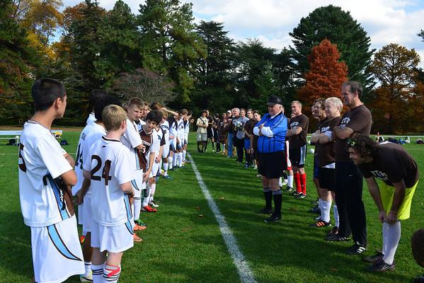 2013-11-02 Alumni Soccer Game