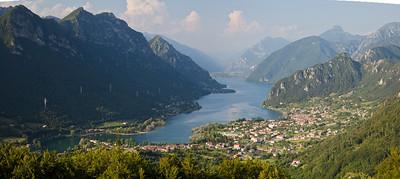 Italie - Lago Idro 2012
