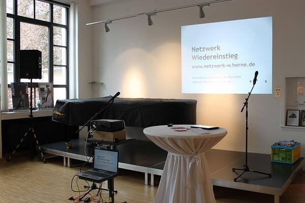 2014-03 JOB Infoveranstaltung Netzwerk W 100% ich