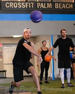 Crossfit Dodgeball 06/06/15