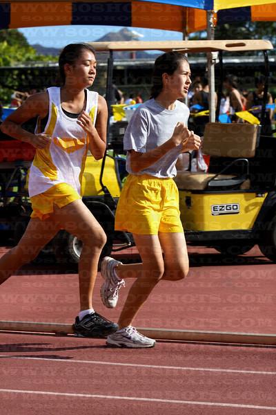 Girls 800m 022610