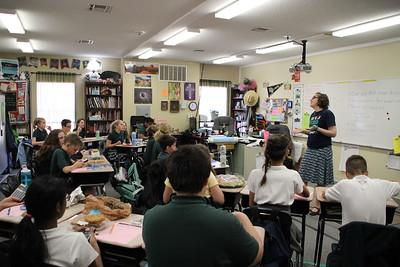 6th Grade Pi Day