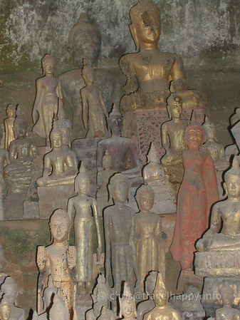 Buddha Cave, Luang Prabang, Laos
