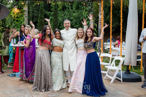 Monisha & Patrick | Bollywood Party 7.19.19