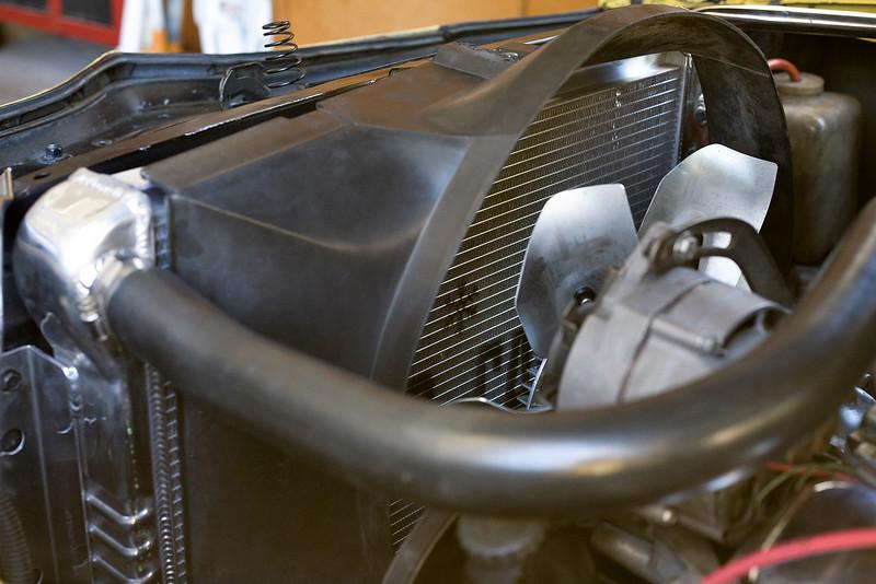 New Cold Case Radiator
