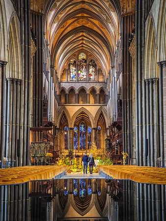 Salisbury Cathedral (2018)