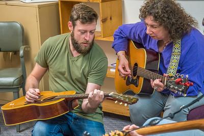 Guitar and Bouzouki