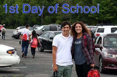 1st Day of School