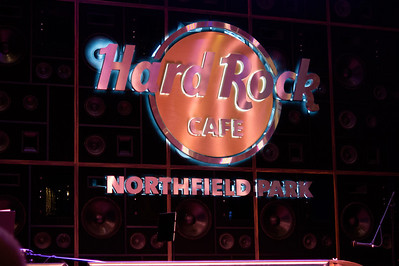 Bluescasters at Hard Rock Cafe 4/24/14
