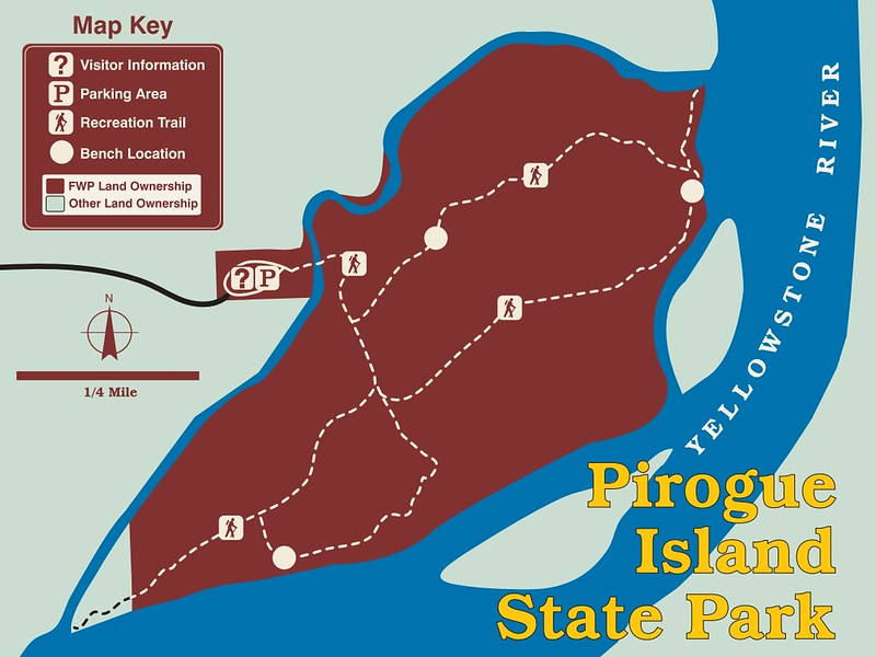Pirogue Island State Park