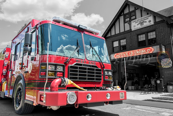 Floral Park Engine 127 Dedication 06/30/2019