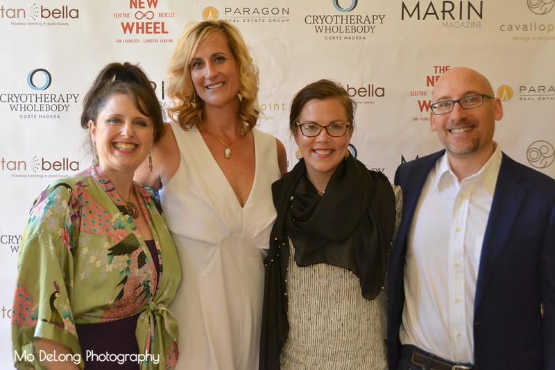 Nirmada Kaufman, Cheryl Markowitz, Sara Wilson and Steve Kaufman (1).jpg