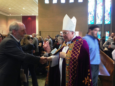 Rite of Sending / Rite of Election March 9, 2014