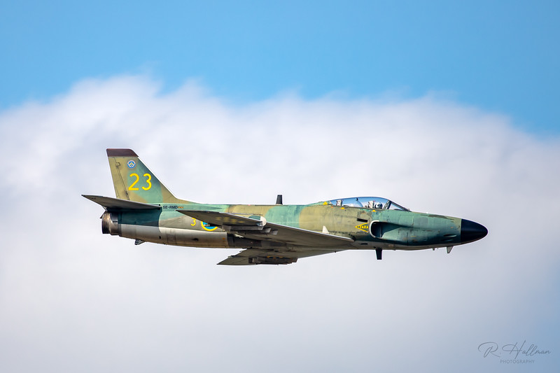 SAAB J 32D Lansen