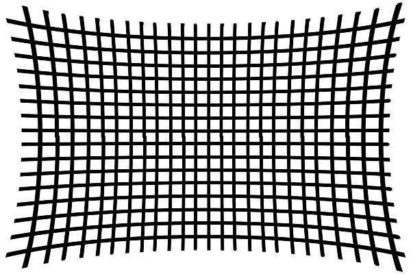 Pincushion Distortion