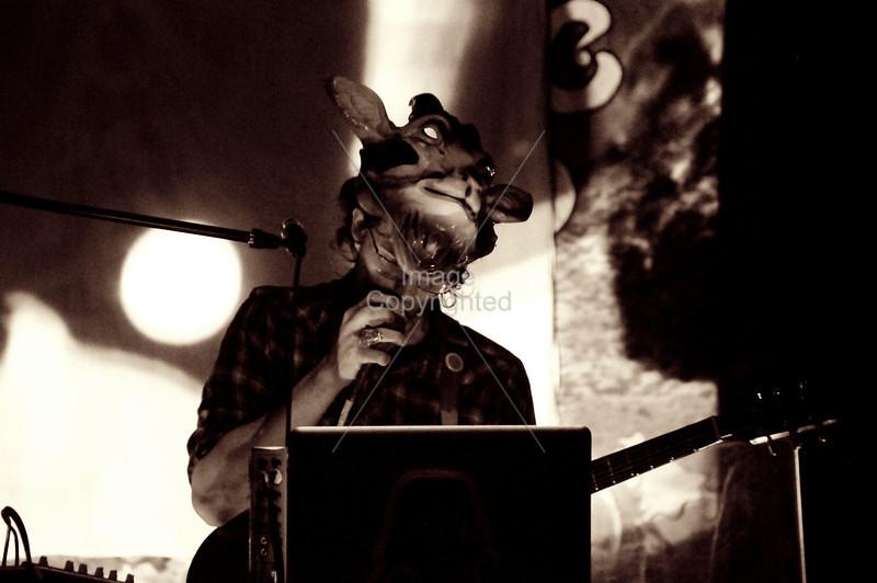Daniel Huffman, New Fumes, Center Stage, Atlanta, GA. 2012.