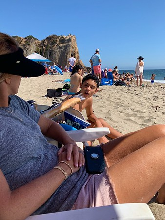 2019.08.31 Point Dume beach Malibu