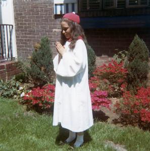 1971 - Nancy's Confirmation