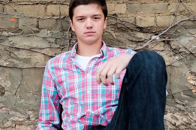 Garrett: Senior