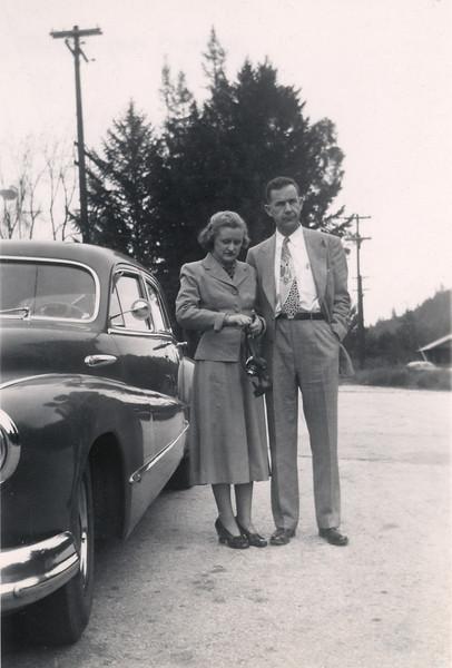 Velma and Herman Robinson