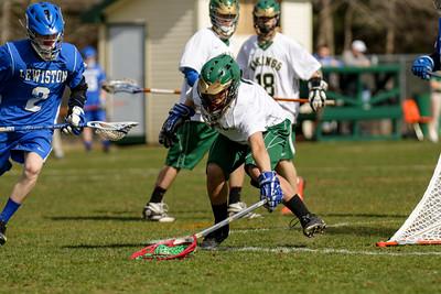 2015 Oxford Hills vs. Lewiston Lacrosse