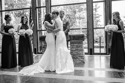 Anuar + Aly: A Marine Corps Wedding