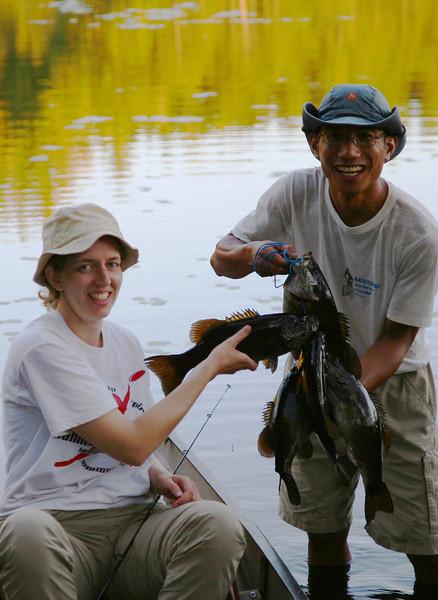2007-Sept: Canoe trip w/ friends