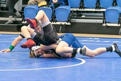 DHS Wrestling 01-09-2020