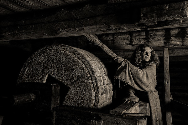 The Old Mill Witch