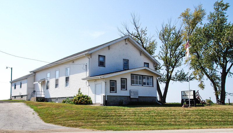 Burritt Township Hall