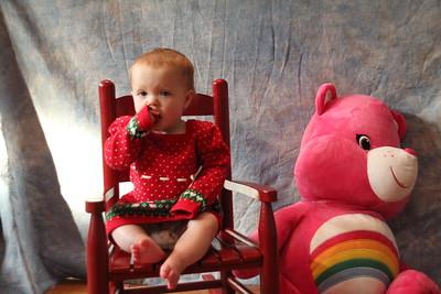 11 months Trinity & Totyanna 12-14-16