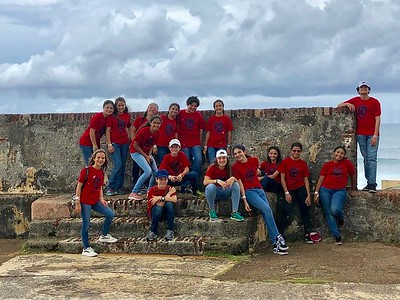 7th Grade Semana de Puerto Rico Field Trip to San Juan & Carolina