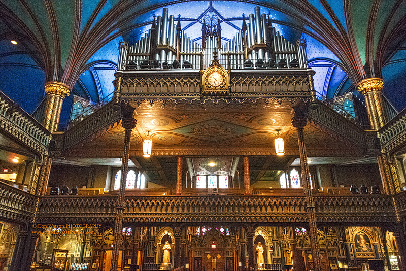 """The Great Casavant Organ"""