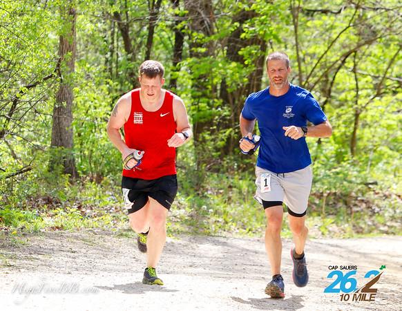 Cap Sauers Trail Marathon & 10 Mile