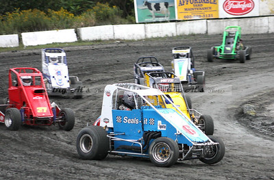 Bear Ridge Speedway-Mekkelsen RV/Racing Against Cancer night-09/07/13
