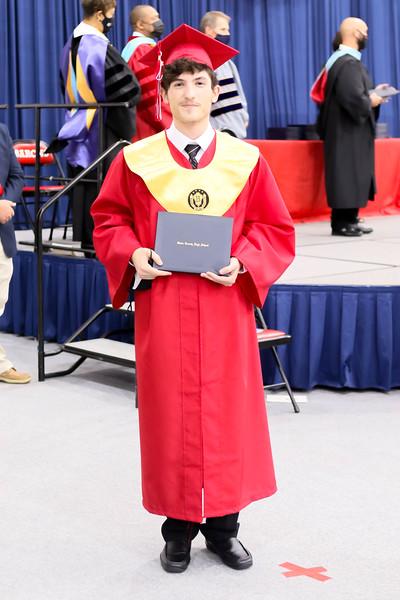 2021 GCHS Graduation Orders