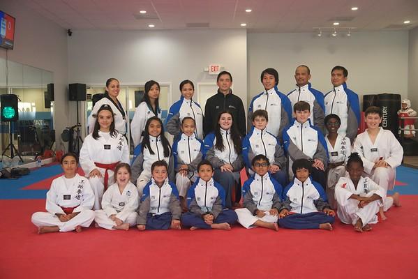 Ong's Taekwondo
