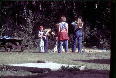 1977 August Staff Retreat
