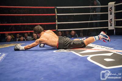Kevin Menoche vs Samuel Vasquez 24-03-18