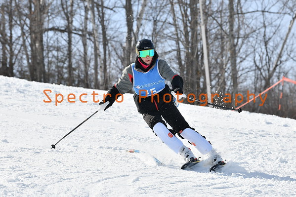 OFSAA Alpine 2020 - High School Slalom - Boys
