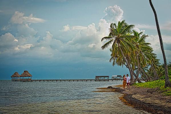 Colleen & Rick - Belize - 22nd of November 2013