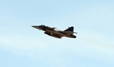 Swedish Saab JAS 39 Gripen