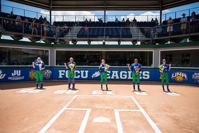 FGCU Softball Senior Day 19