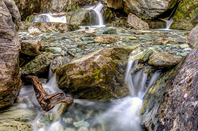Liberty Falls Rapids