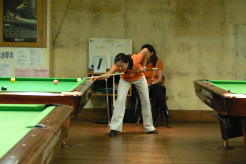 Chubu Billiards 2006