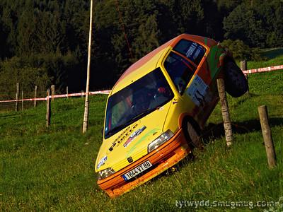 Rallye des Vallées 2010