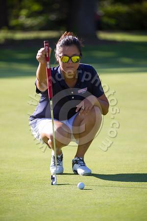 Wheaton College Golf- Action Photos