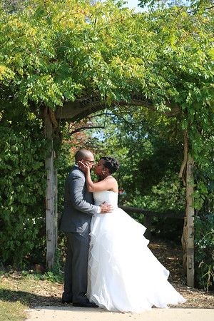 Duane & Laurentia's Wedding Day