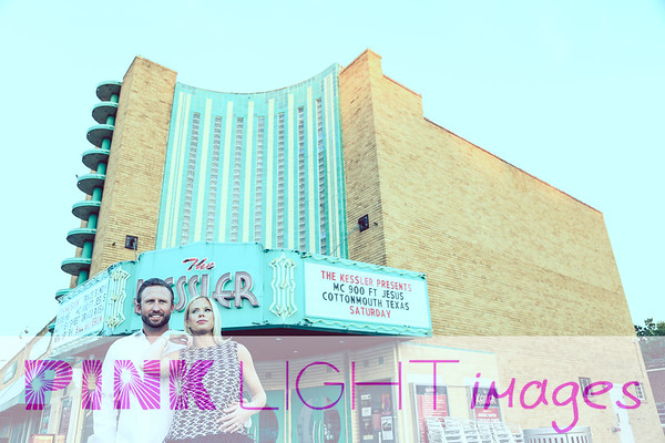 ENGAGEMENT:  Brian and Britt!  7/16/17